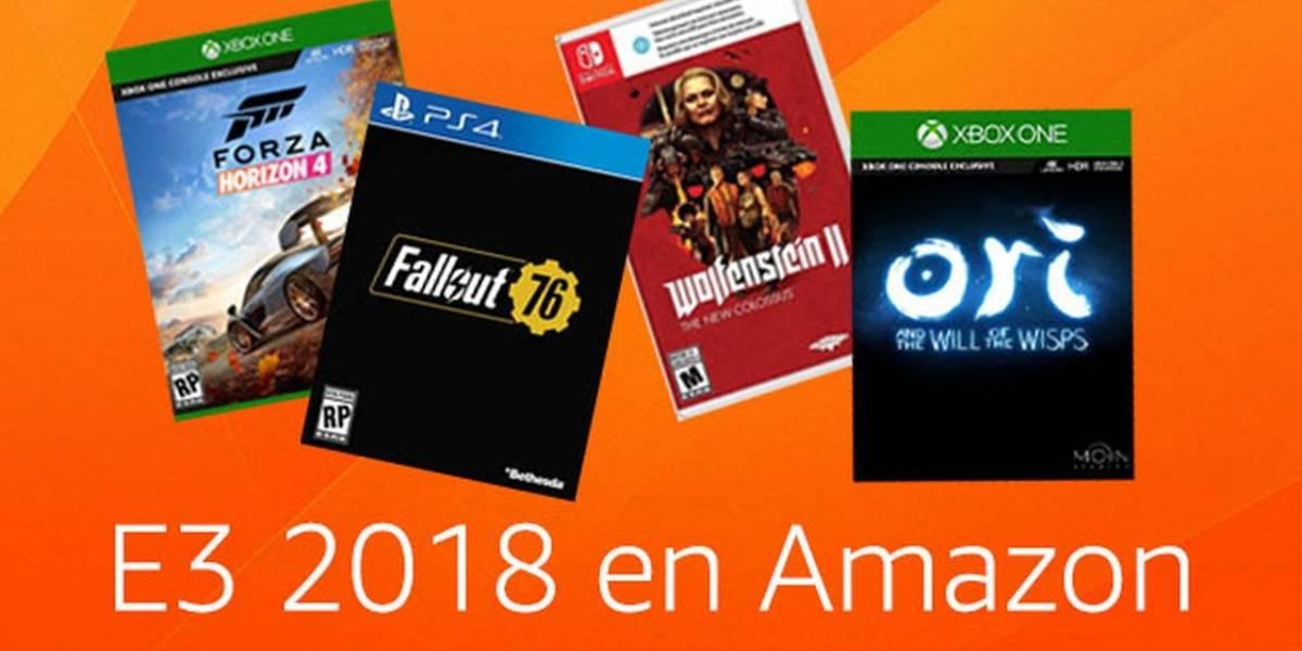 México: Ya puedes conseguir en preventa algunos juegos anunciados en E3; conoce su precio