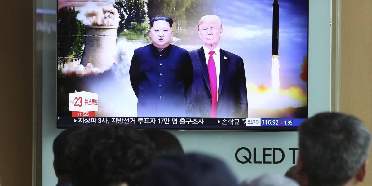"""""""Las cosas pueden funcionar muy bien"""": el optimismo de Trump a horas de histórica reunión con Kim Jong-un"""