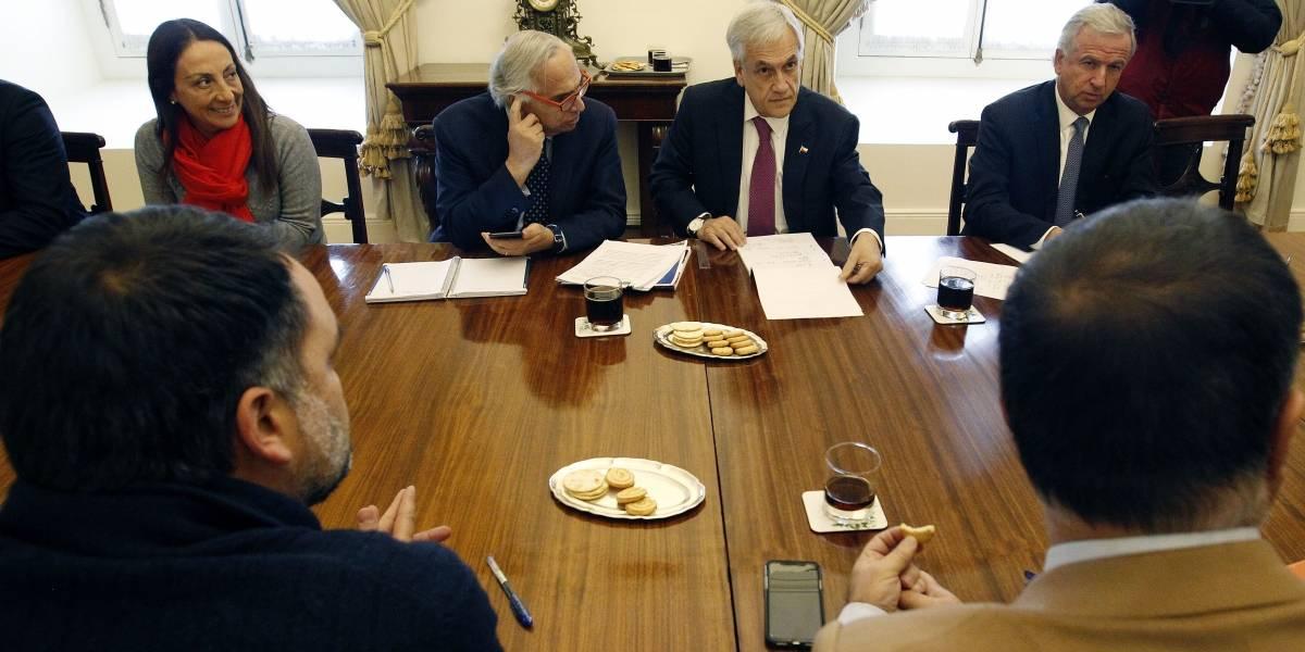 Presidente Piñera y Gobierno piden aumentar medidas de seguridad para evitar hackeos como el del Banco de Chile