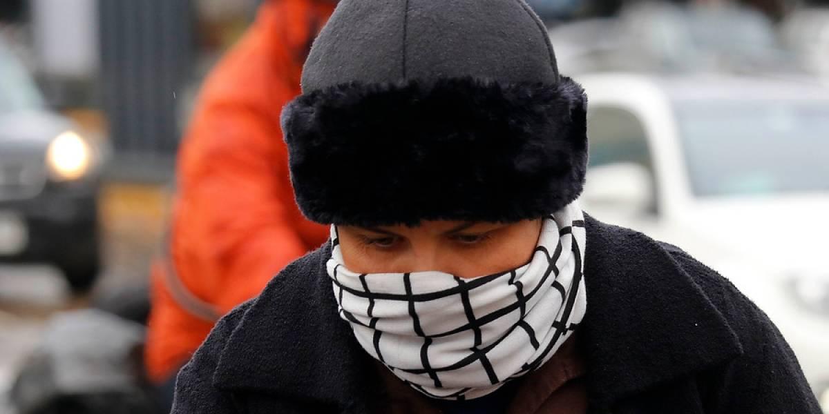 """Pasamos de la """"nieve invisible"""" al frío polar: mínimas alcanzarán los -4 grados este martes en la zona central"""
