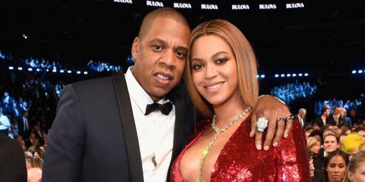 Fotos de Beyoncé y Jay Z desnudos en la intimidad de su cama encienden internet