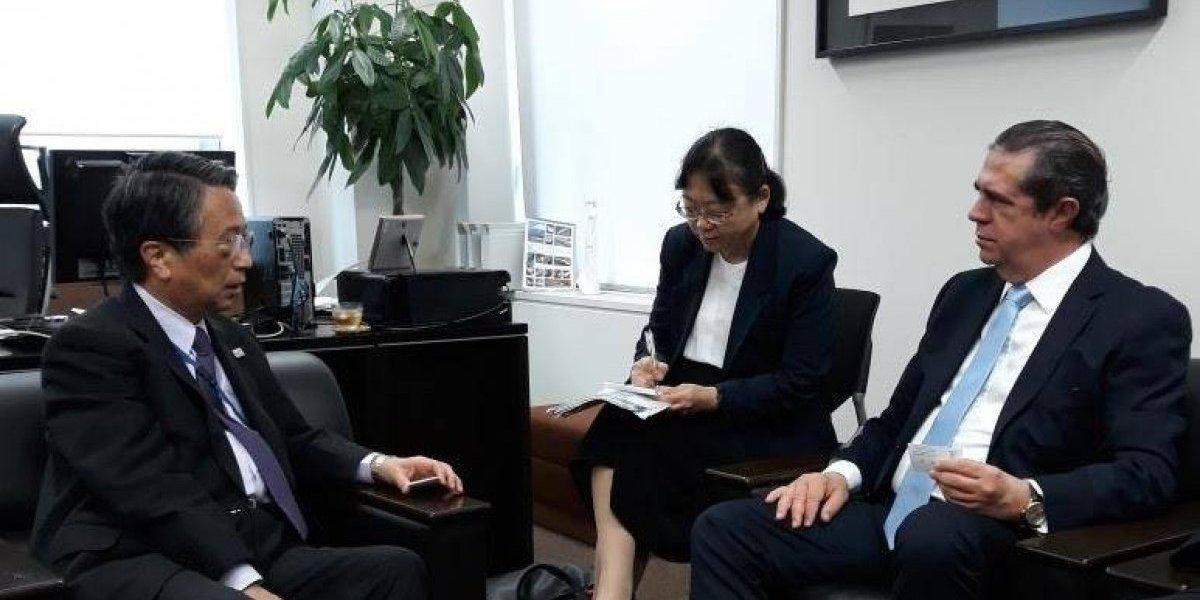 Ministro de Turismo visita Japón para consolidar sector