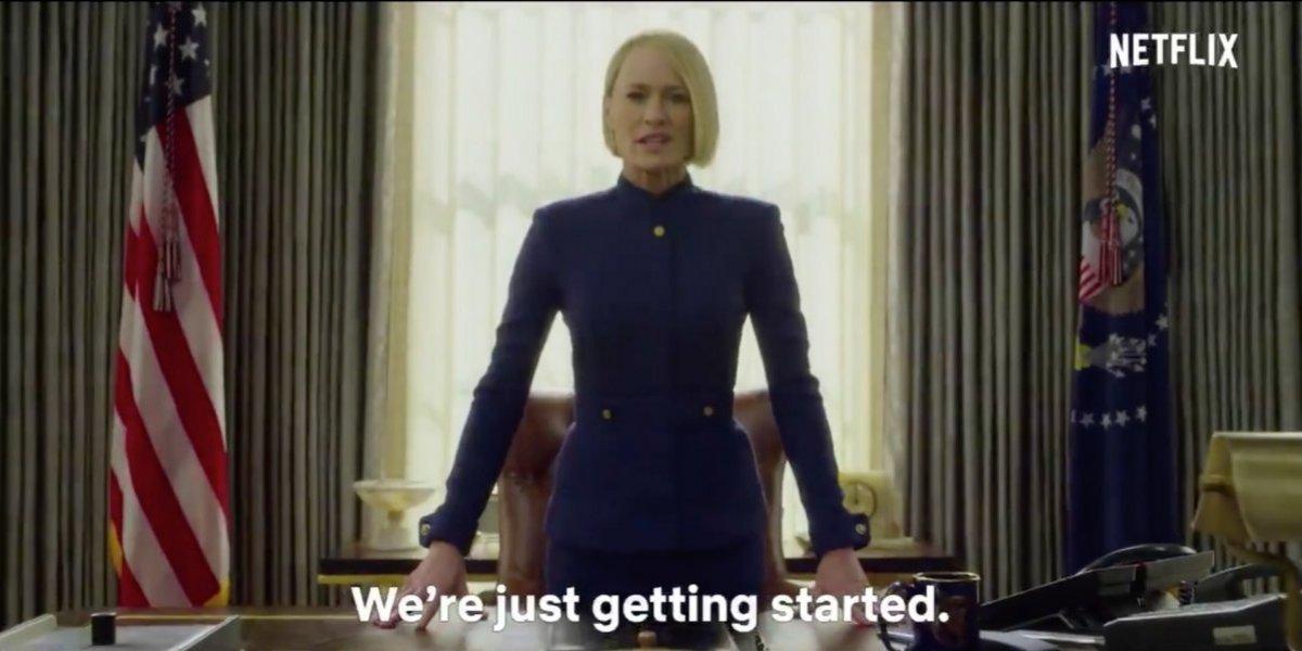 """Así será la nueva temporada de """"House of cards"""" sin Kevin Spacey"""