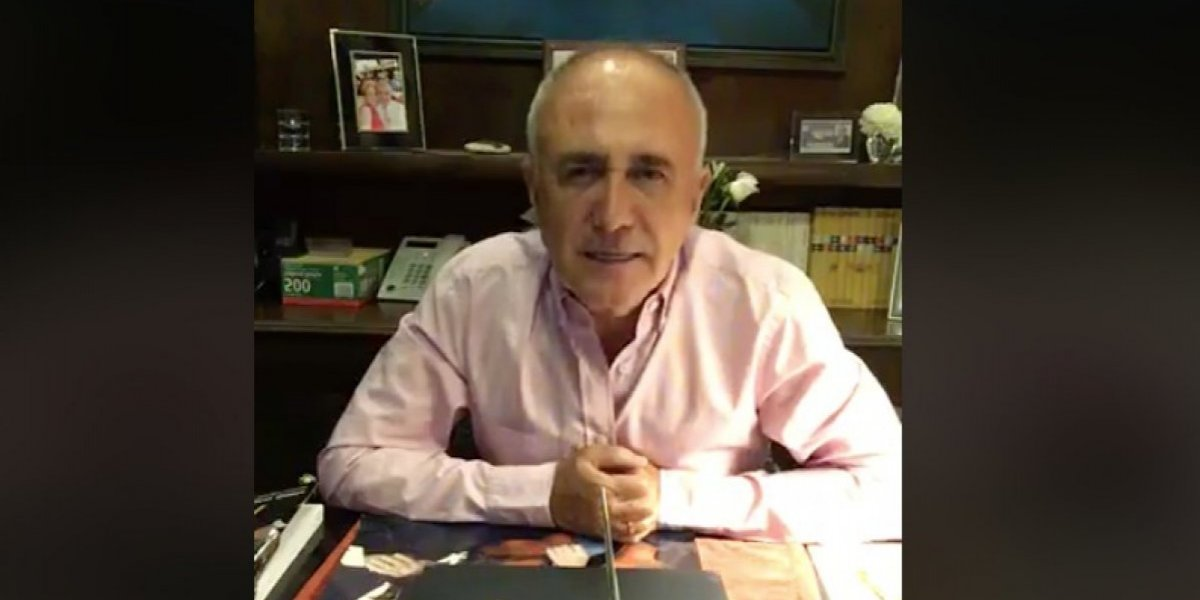 """""""Metan a la cárcel a Ricardo Anaya"""", exige Ferriz de Con"""