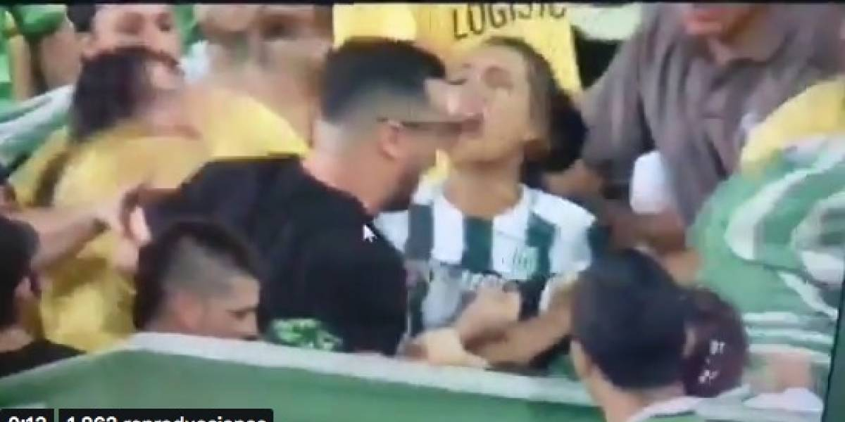 Este es el hombre que habría agredido a mujer en el partido Nacional-Tolima