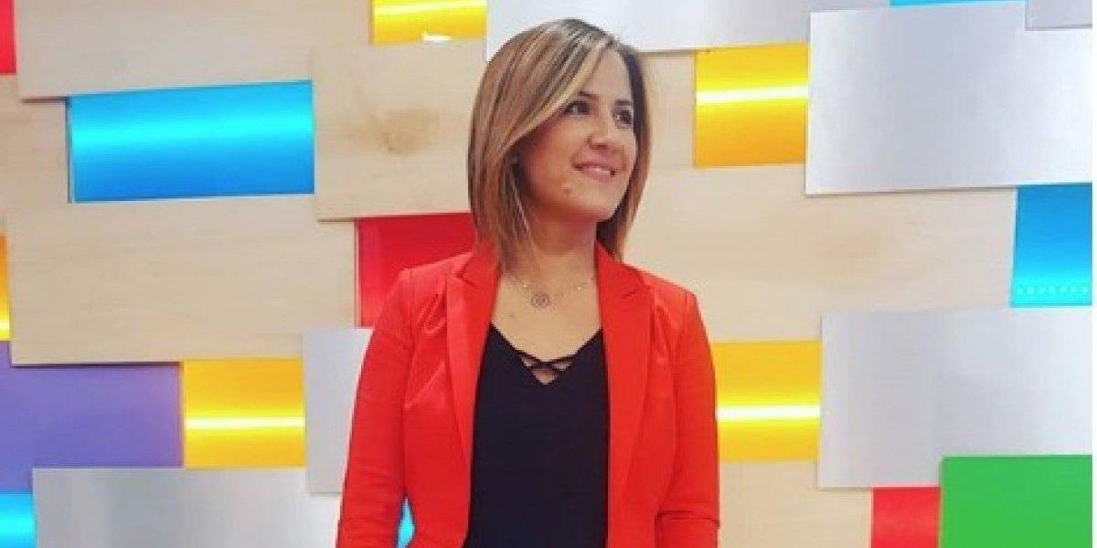"""Michelle Adam por salida de Martín Cárcamo de """"Bienvenidos"""": """"Que se vaya él, es como otro programa"""""""