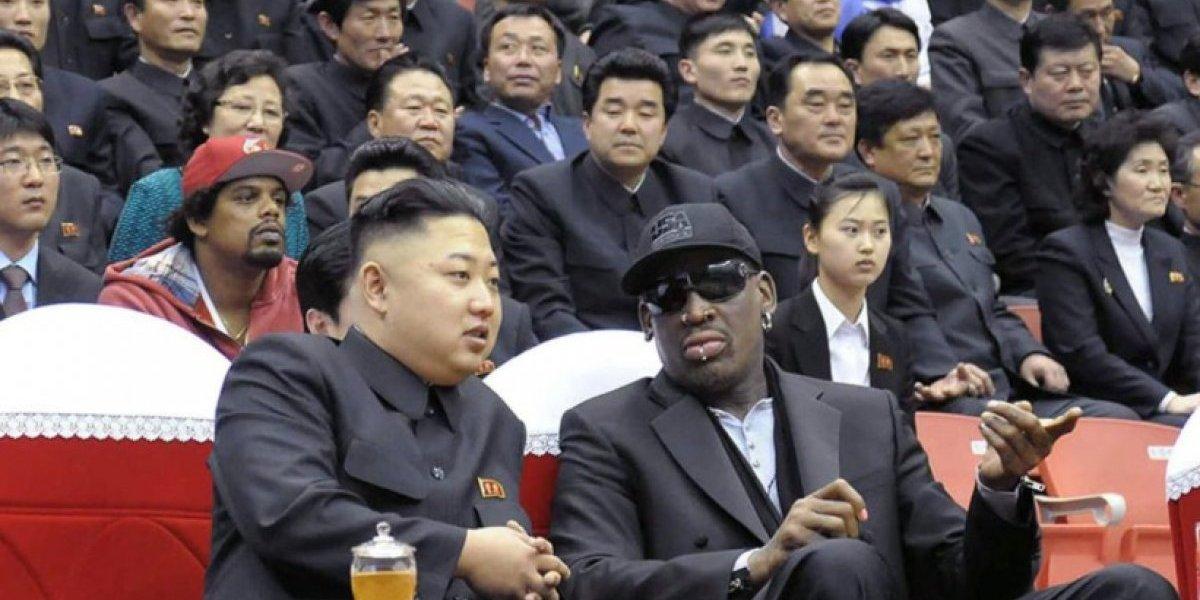 """Amigos por siempre: Dennis """"El gusano"""" Rodman lloró al recordar los ataques por ser amigo de Kim Jong-un"""