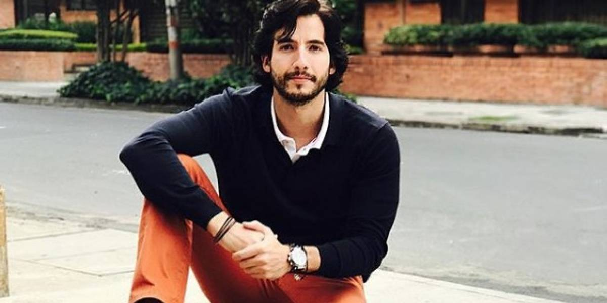 Así se ve Carlos Torres como protagonista de 'La reina del flow'