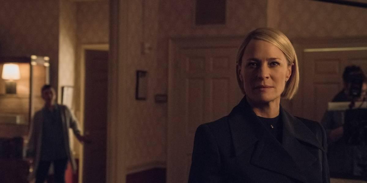 Netflix revela imágenes de la sexta y última temporada de 'House of Cards'