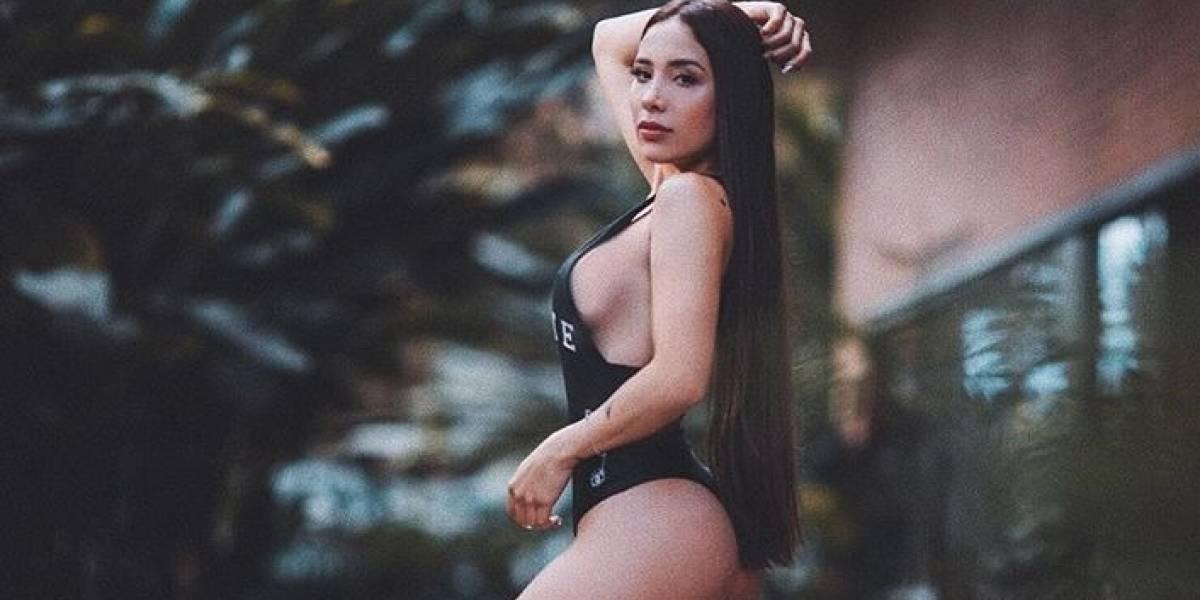 Luisa Fernanda W responde a las críticas por su desnudo en Instagram