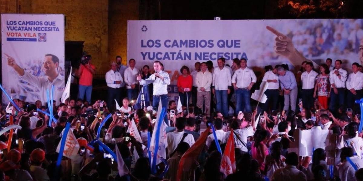 Amenaza López Obrador a Anaya con meterlo a la cárcel