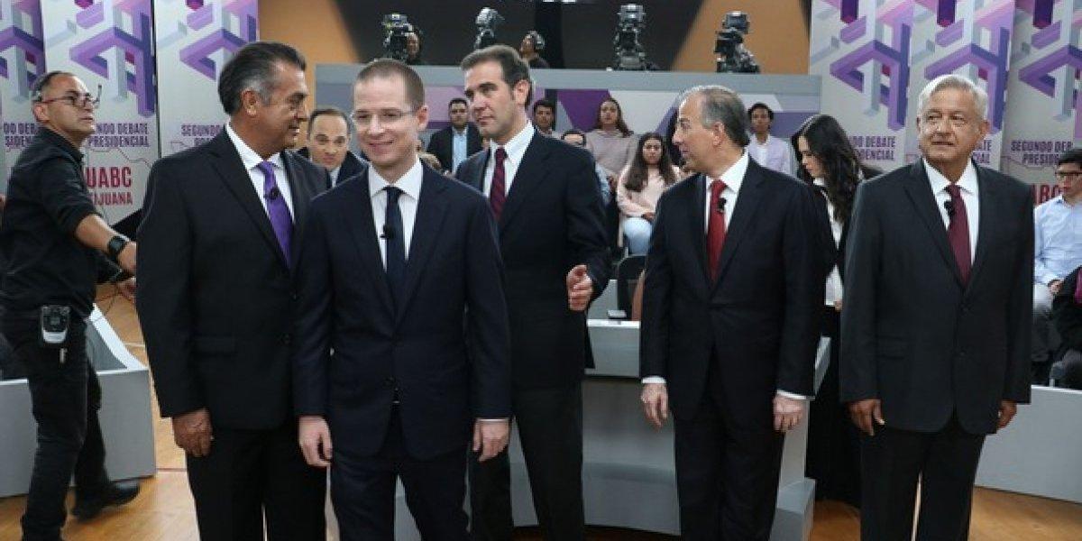 Quien ganó en la conversación digital en el último Debate Presidencial