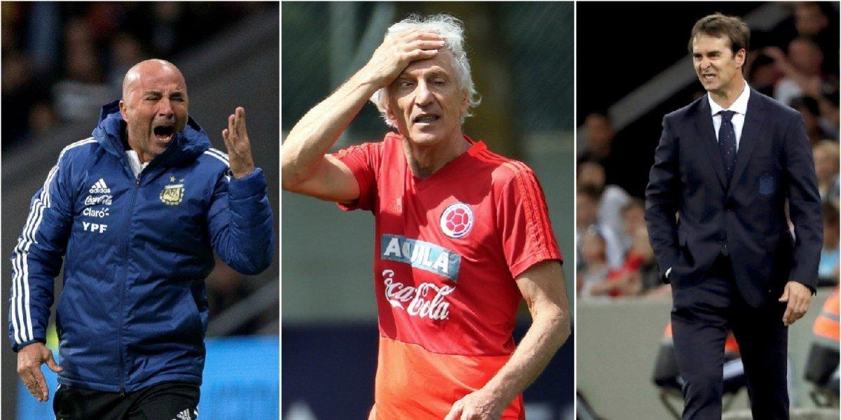 El próximo entrenador de Real Madrid sería uno de los que dirige el Mundial