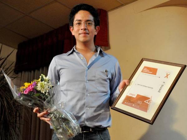 Joven mexicano a Harvard