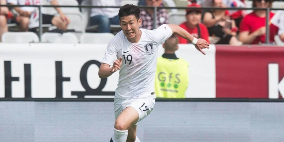 Corea del Sur cierra preparación rumbo al Mundial con derrota ante Senegal