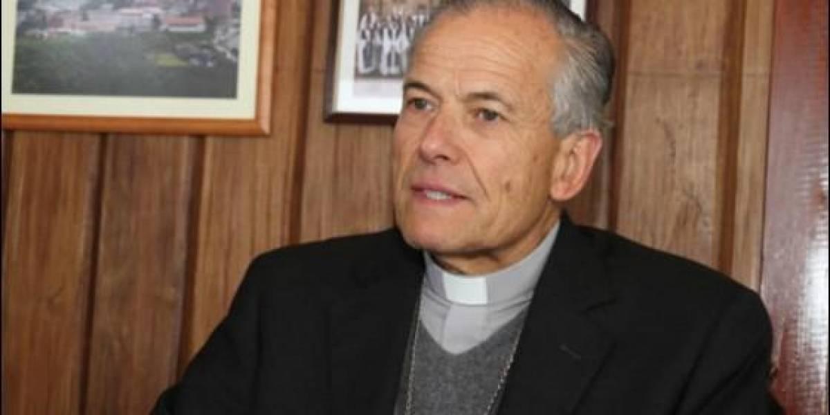 Monseñor Caro, obispo de Puerto Montt, renunció por tener más de 75 años