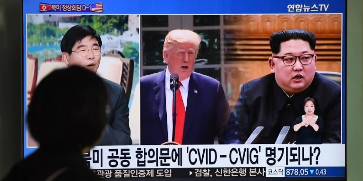 El mundo pendiente de la cumbre entre Trump y Kim Jong-un