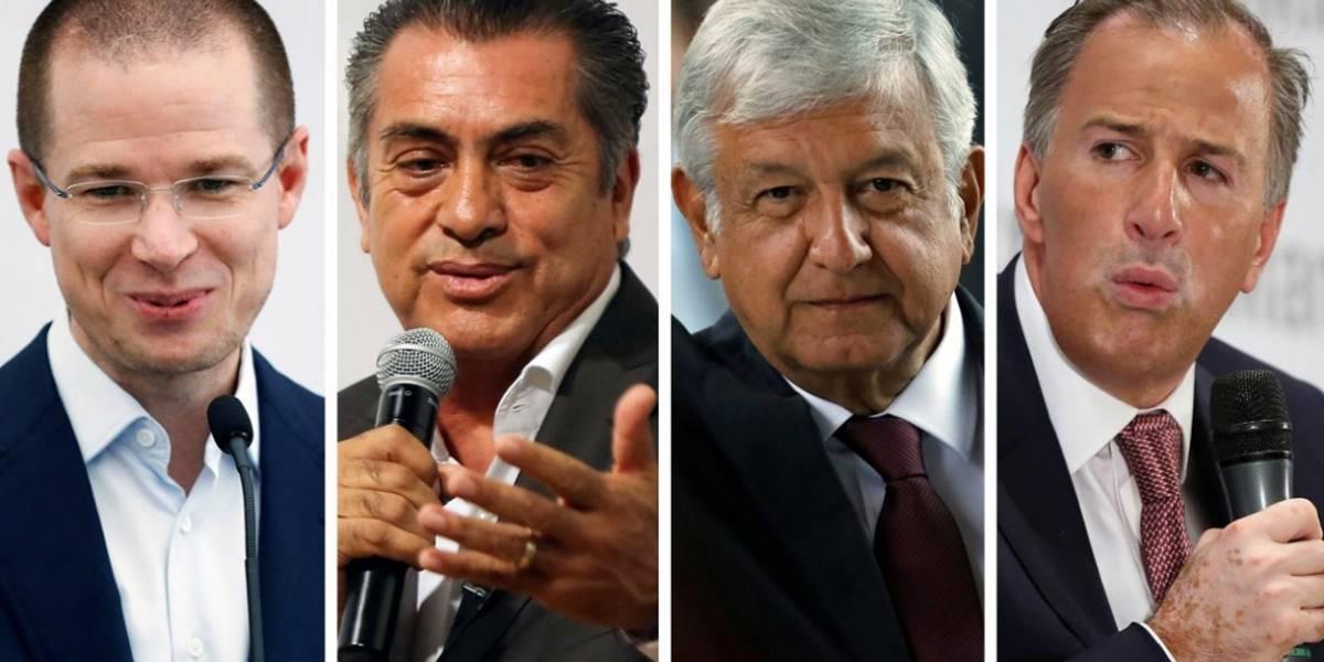 Sigue en vivo el tercer debate presidencial