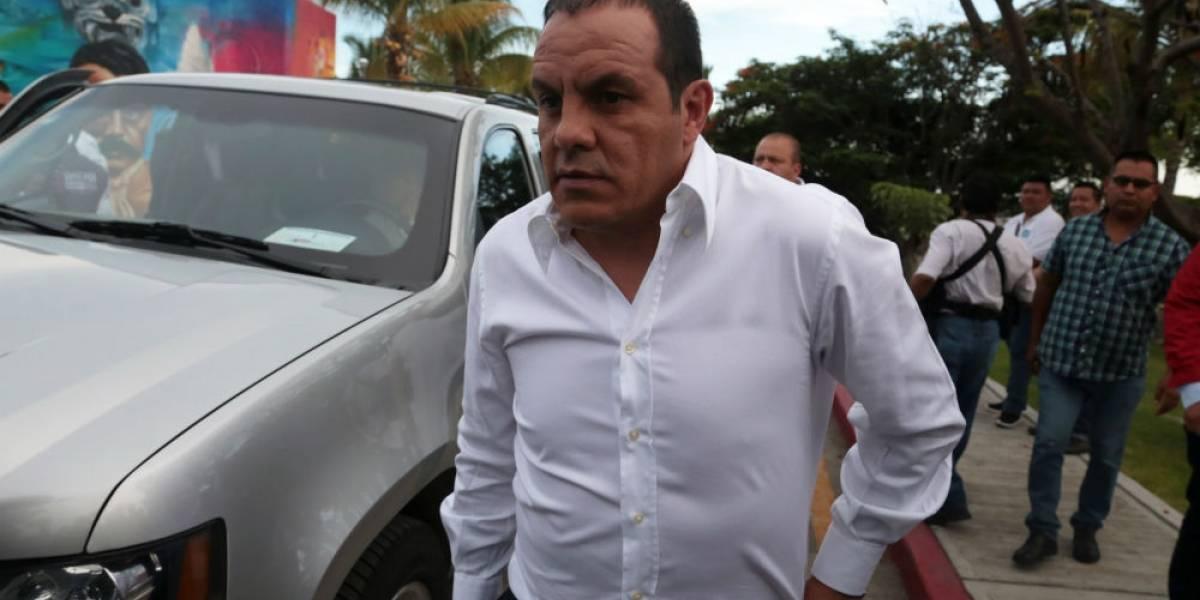 Cuauhtémoc Blanco califica de corruptos a sus oponentes en debate