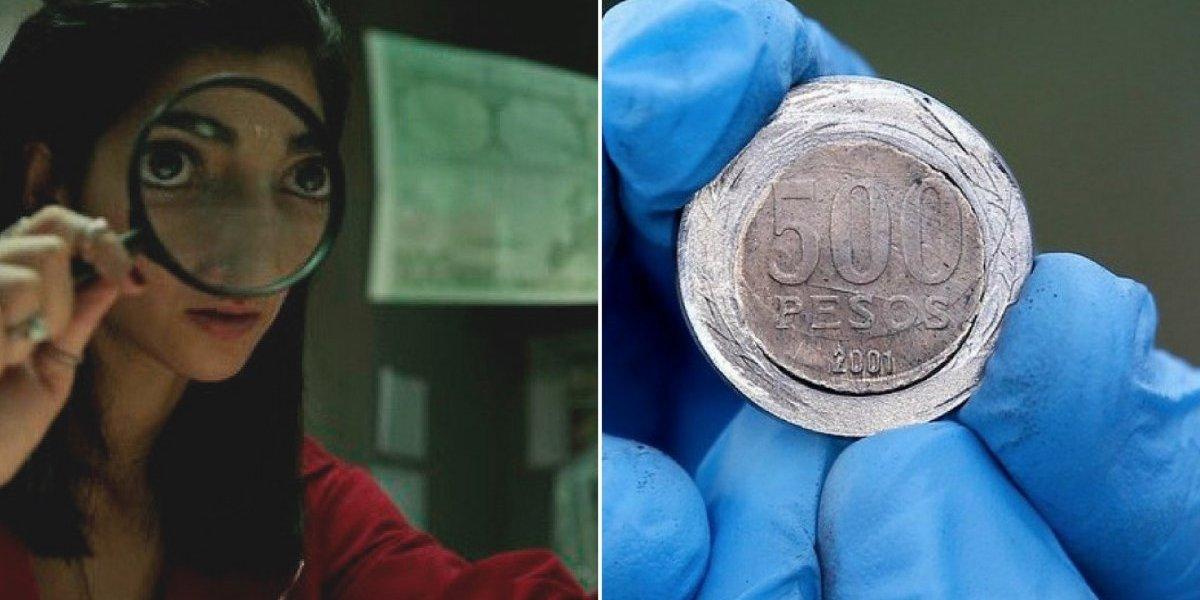 Operação La Casa de Papel: polícia prende quadrilha que falsificava moedas no Chile