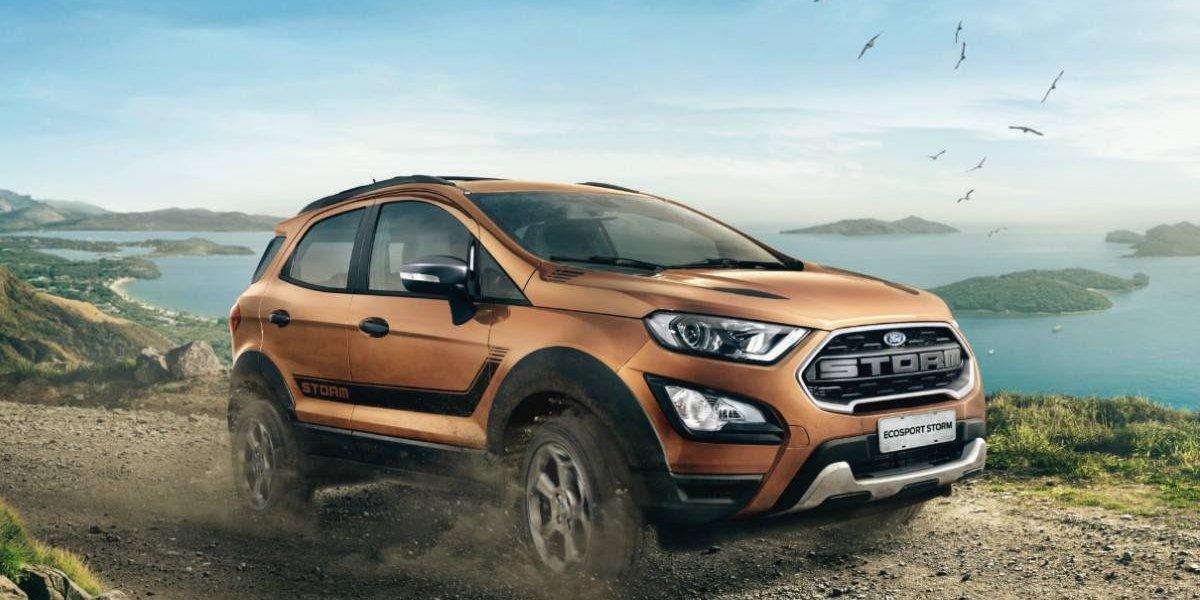 EcoSport Storm, la nueva propuesta 4WD de Ford