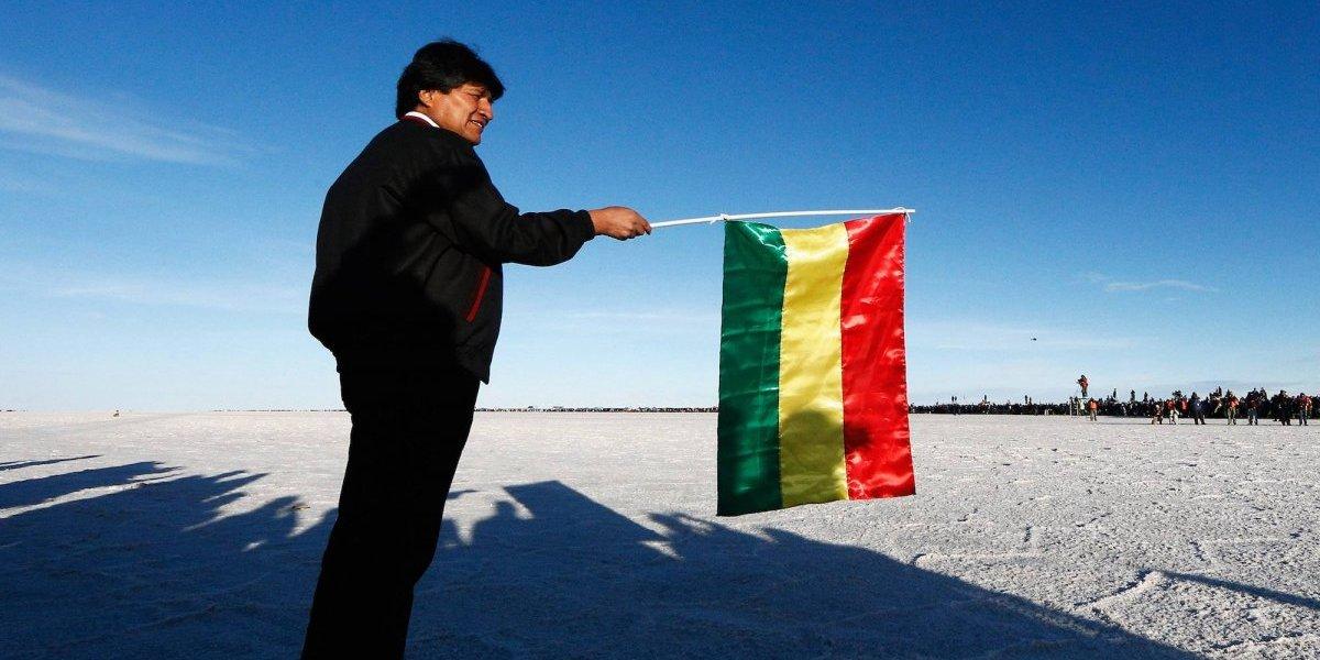 Evo Morales viaja al Mundial de Rusia con recursos públicos