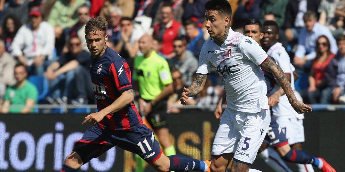 Erick Pulgar está en la pelea para ser nuevo refuerzo de la Fiorentina