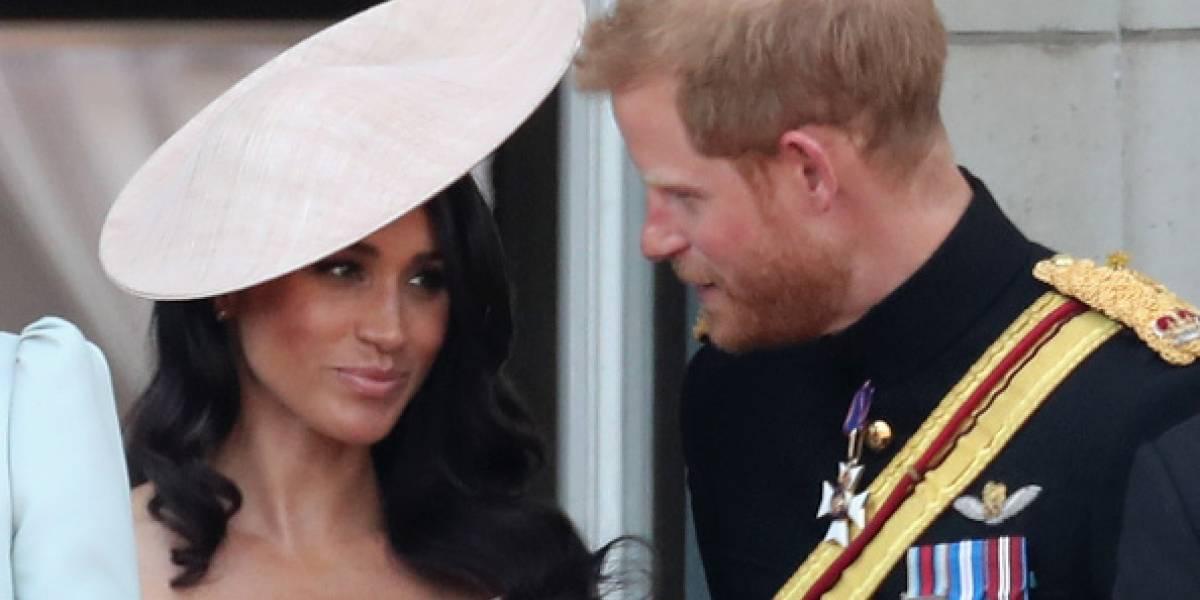 Meghan Markle en su embarazo le impuso algunos cambios radicales al príncipe Harry