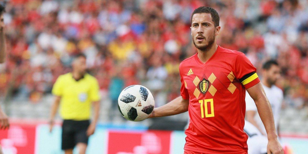 Bélgica buscará fortalecer su candidatura, en amistoso contra Costa Rica