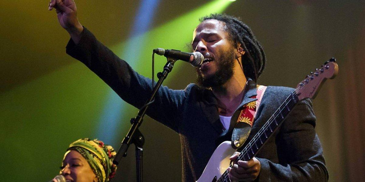 Hijo de Bob Marley hará película de su padre