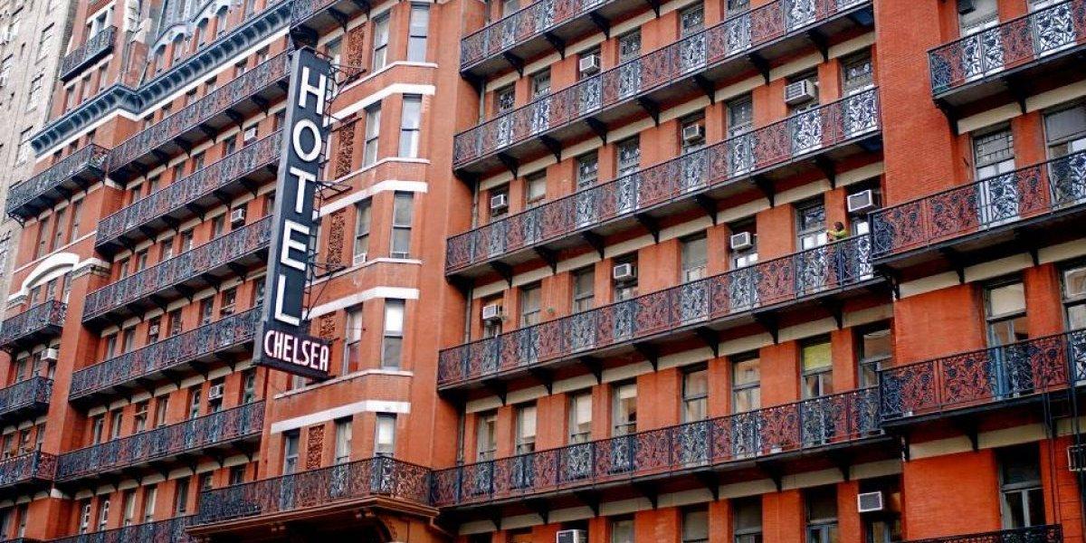 Este es el hotel que guarda los secretos más oscuros del rock