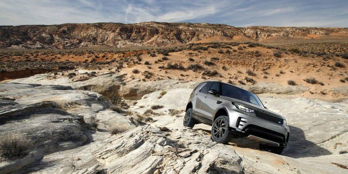 Jaguar Land Rover abre un nuevo flanco: los SUV autónomos