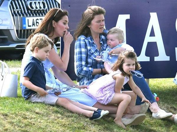 Kate Middleton Familia