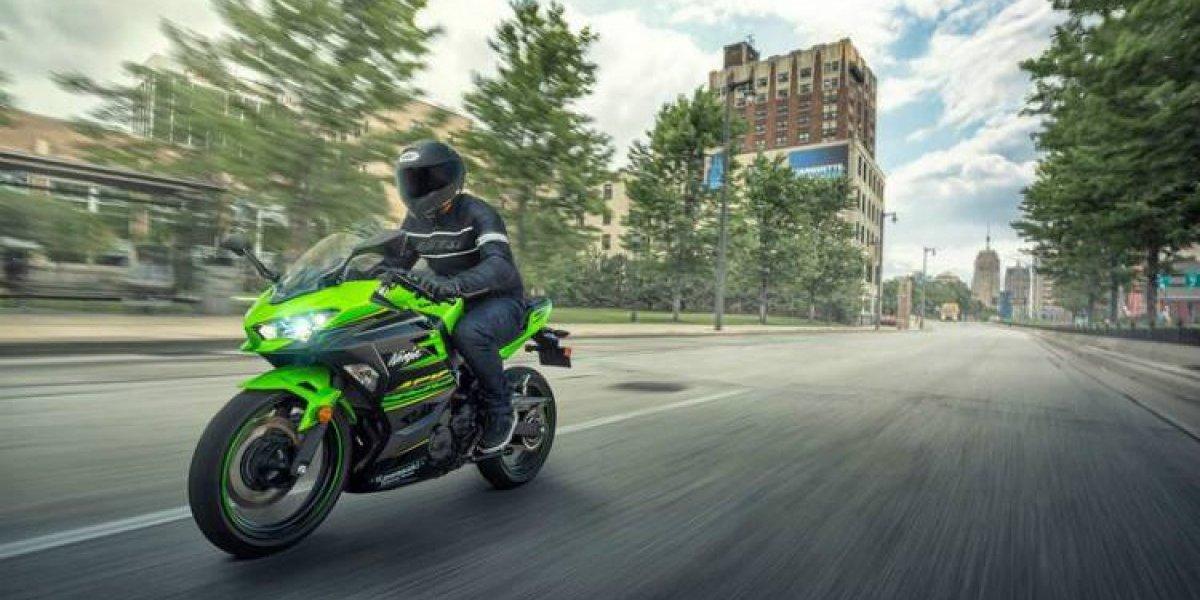 Kawasaki lanza su nueva Ninja, más liviana y ágil
