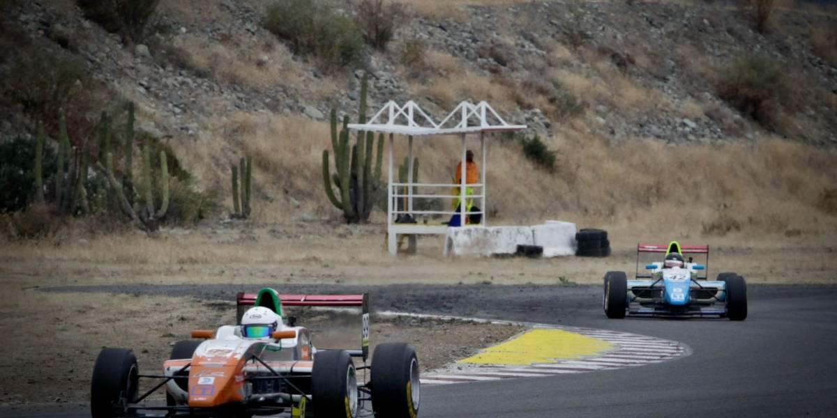 Martín Scuncio domina en la Fórmula Total Internacional