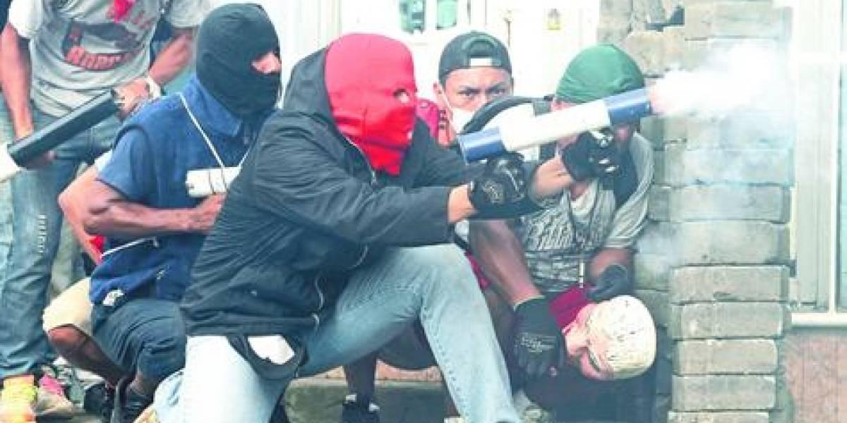 Nicaragua a las puertas de una guerra civil: 137 muertos, barricadas y morteros frente a las balas