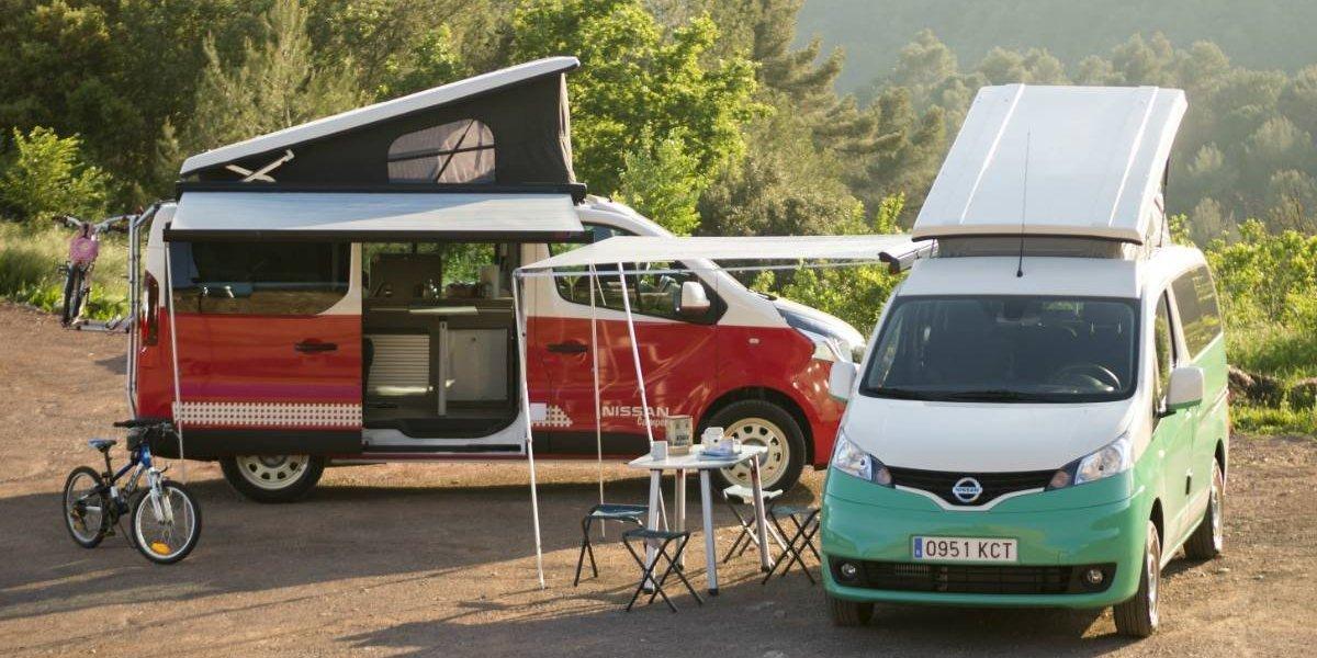 """¿Amante del camping? Nissan lanza nueva gama de autos """"aventureros"""""""