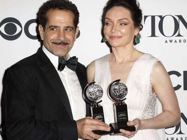 Premios Tony Teatro The Band