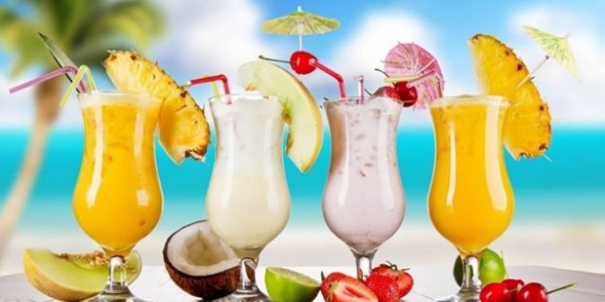 6 Cócteles de verano para retar el calor