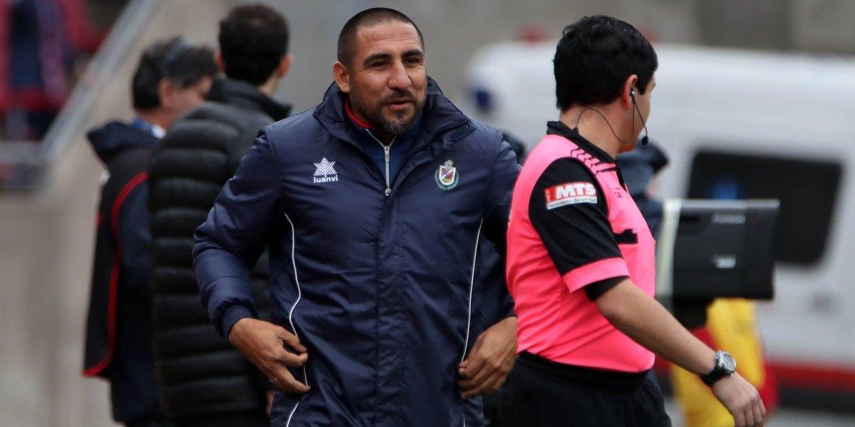 Otro caído: técnico Ariel Pereyra fue desvinculado de La Serena