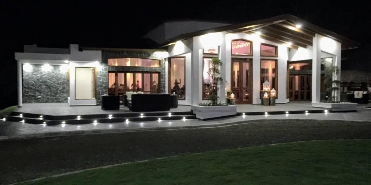 Rancho Las Guázaras recibe reconocimiento a la excelencia