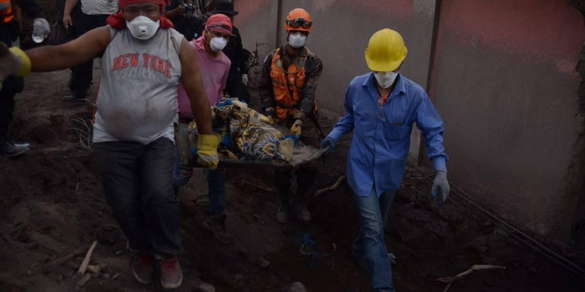 Damnificados se oponían a que autoridades trasladaran cuerpos que ellos encontraron