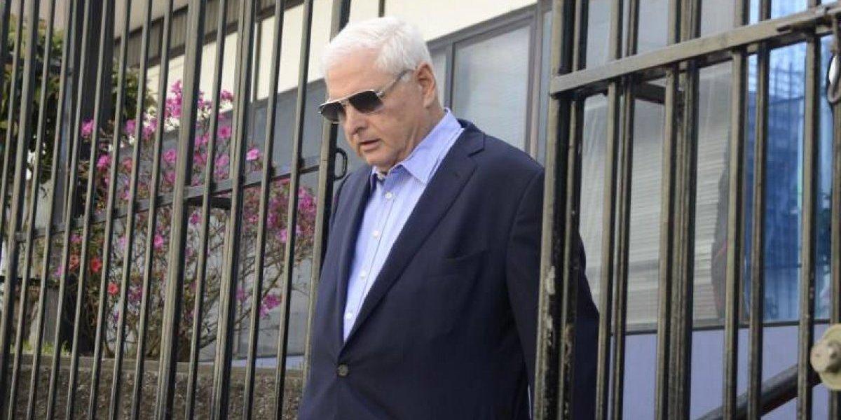 Tras ser extraditado a Panamá, expresidente Martinelli ingresa a prisión