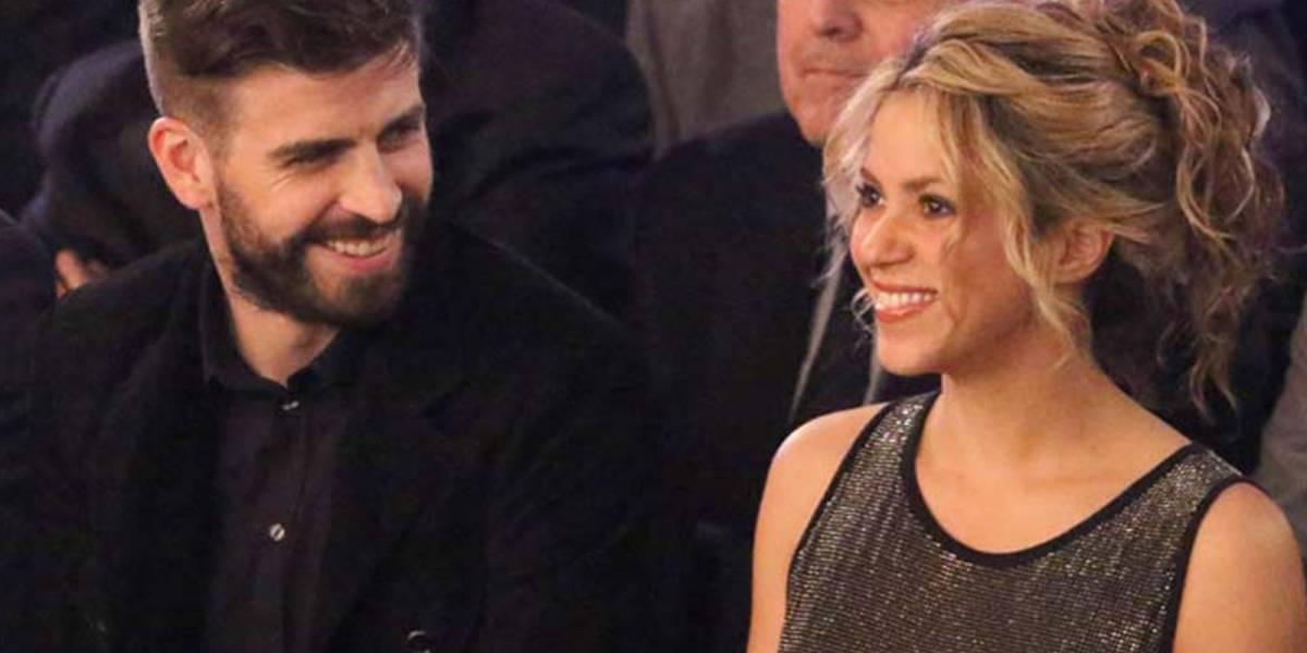 Así demostró Piqué que es el mayor fan de Shakira