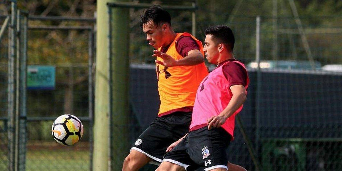 Hernán Torres carga de intensidad al plantel de Colo Colo en Brasil