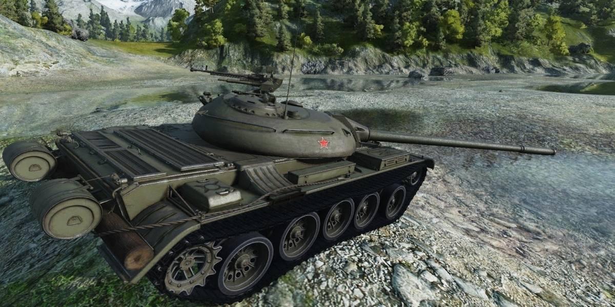 China transforma un tanque soviético en un vehículo autónomo