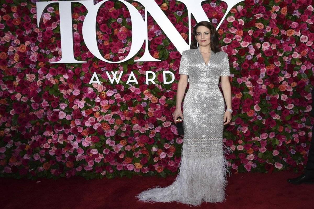 Tina Fey Tony Awards