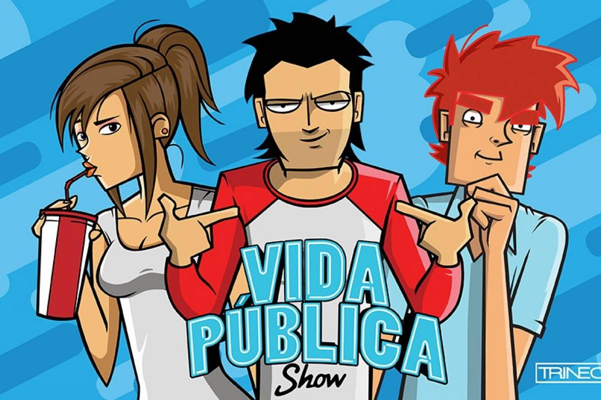 Resultado de imagen de Vida Pública show - Trineo TV