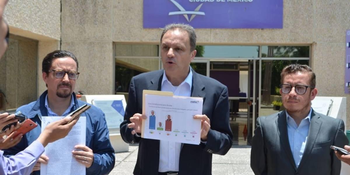 IECM ordena a Fadlala Akabani retirar propaganda contra candidatos del frente