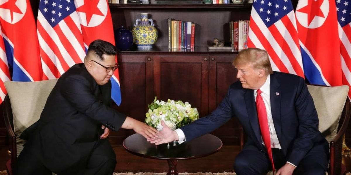 ¿Quién se mostró dominante? ¿Quién estaba más emocionado? Lo que dice el lenguaje corporal entre Trump y Kim Jong-un durante su encuentro de Singapur